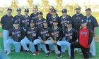 Castle Park Trojans Boys Varsity Baseball Spring 16-17 team photo.