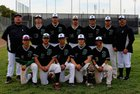 Perris Panthers Boys Varsity Baseball Spring 16-17 team photo.