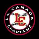 La Canada Spartans Boys Varsity Baseball Spring 16-17 team photo.