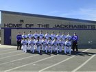 Lonoke Jackrabbits Boys Varsity Baseball Spring 16-17 team photo.