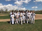 Colorado Springs Christian Lions Boys Varsity Baseball Spring 16-17 team photo.
