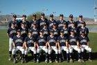 Desert Vista Thunder Boys Varsity Baseball Spring 16-17 team photo.