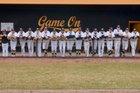 Galena Grizzlies Boys Varsity Baseball Spring 16-17 team photo.
