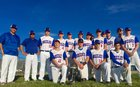 Loyalton Grizzlies Boys Varsity Baseball Spring 16-17 team photo.
