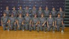 Breese Central Cougars Boys Varsity Baseball Spring 16-17 team photo.
