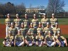 T.L. Hanna Yellow Jackets Boys Varsity Baseball Spring 16-17 team photo.