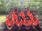 Hall Warriors Boys Varsity Baseball Spring 16-17 team photo.