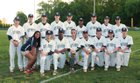 East Forsyth Eagles Boys Varsity Baseball Spring 16-17 team photo.