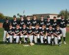 Joy Christian Eagles Boys Varsity Baseball Spring 16-17 team photo.
