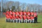 Pangburn Tigers Boys Varsity Baseball Spring 16-17 team photo.