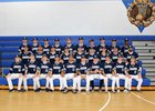 Logan County Cougars Boys Varsity Baseball Spring 16-17 team photo.