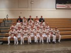 Armorel Tigers Boys Varsity Baseball Spring 16-17 team photo.