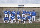 Valley Christian Academy Lions Boys Varsity Baseball Spring 16-17 team photo.