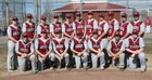 Piggott Mohawks Boys Varsity Baseball Spring 16-17 team photo.