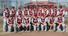 Piggott Mohawks Boys Varsity Baseball Spring 16-17 team photo.