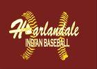 Harlandale Indians Boys Varsity Baseball Spring 16-17 team photo.