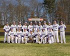 Monroe Area Hurricanes Boys Varsity Baseball Spring 16-17 team photo.