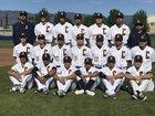 Carter Lions Boys Varsity Baseball Spring 16-17 team photo.