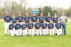 Mt. Vernon-Enola Warhawks Boys Varsity Baseball Spring 16-17 team photo.