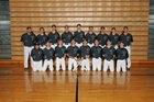 Odessa/Harrington Titans Boys Varsity Baseball Spring 16-17 team photo.