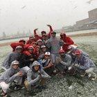 Park City Miners Boys Varsity Baseball Spring 16-17 team photo.