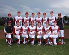 Foothill Tech Dragons Boys Varsity Baseball Spring 16-17 team photo.