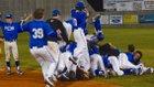 Presbyterian Christian Bobcats Boys Varsity Baseball Spring 16-17 team photo.