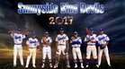 Sunnyside Blue Devils Boys Varsity Baseball Spring 16-17 team photo.