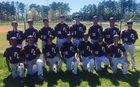 Fountain Lake Cobras Boys Varsity Baseball Spring 16-17 team photo.