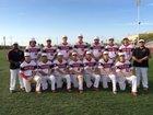 Florence Gophers Boys Varsity Baseball Spring 16-17 team photo.