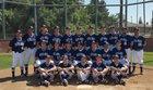 Redlands Terriers Boys Varsity Baseball Spring 16-17 team photo.