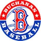 Buchanan Bears Boys Varsity Baseball Spring 16-17 team photo.