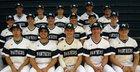 Pine Crest Panthers Boys Varsity Baseball Spring 16-17 team photo.