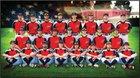 Hart Indians Boys Varsity Baseball Spring 16-17 team photo.