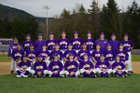 Issaquah Eagles Boys Varsity Baseball Spring 16-17 team photo.
