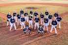 Chaparral Wolverines Boys Varsity Baseball Spring 16-17 team photo.