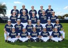 Kellis Cougars Boys Varsity Baseball Spring 16-17 team photo.