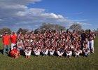 Peyton Panthers Boys Varsity Baseball Spring 16-17 team photo.