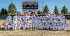 Clayton Yellowjackets Boys Varsity Baseball Spring 16-17 team photo.
