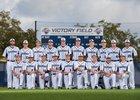 Calvary Christian Warriors Boys Varsity Baseball Spring 16-17 team photo.