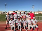 Central Bobcats Boys Varsity Baseball Spring 16-17 team photo.