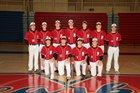 Melbourne Bearkatz Boys Varsity Baseball Spring 16-17 team photo.
