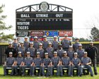 Ethel Tigers Boys Varsity Baseball Spring 16-17 team photo.