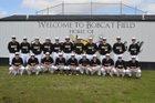 Corning Bobcats Boys Varsity Baseball Spring 16-17 team photo.