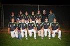 Ridgefield Christian Warriors Boys Varsity Baseball Spring 16-17 team photo.