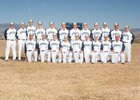 Atrisco Heritage Academy Jaguars Boys Varsity Baseball Spring 16-17 team photo.
