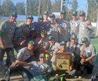 Sage Hill Lightning Boys Varsity Baseball Spring 16-17 team photo.