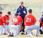 Liberty Common Eagles Boys Varsity Baseball Spring 16-17 team photo.