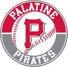 Palatine Pirates Boys Varsity Baseball Spring 16-17 team photo.