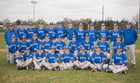 Rogers Mountaineers Boys Varsity Baseball Spring 16-17 team photo.